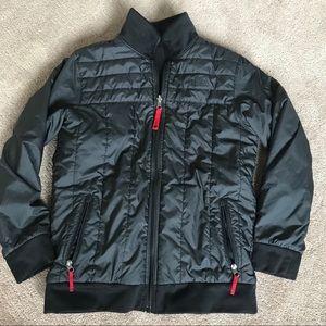 The North Face Black Boys XL Reversible Jacket